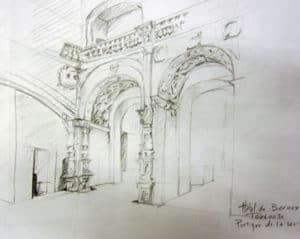 stage-dessin-paris-perspective-carnet de voyage