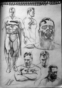 alex Ross_rechrches superman_2