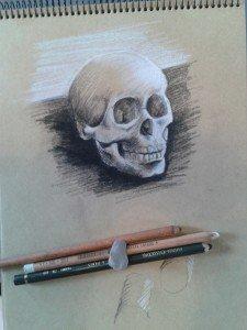 les valeurs au crayon