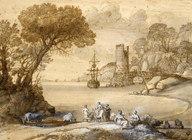 stage peinture paysage