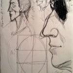apprendre à construire et proportionner son dessin