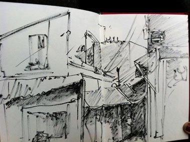 cours de dessin perspective