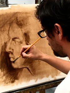 stages de dessin et peinture