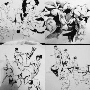 techniques du dessin