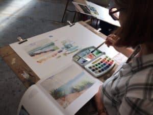 dessin et couleur