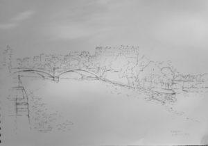 cours-dessin-Paris-extérieur-perspective