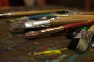 stages de peinture à Paris et ivry