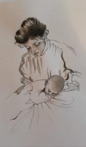 cours de dessin et composition