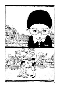 Extrait de Doraemon par Tayio Matsumoto