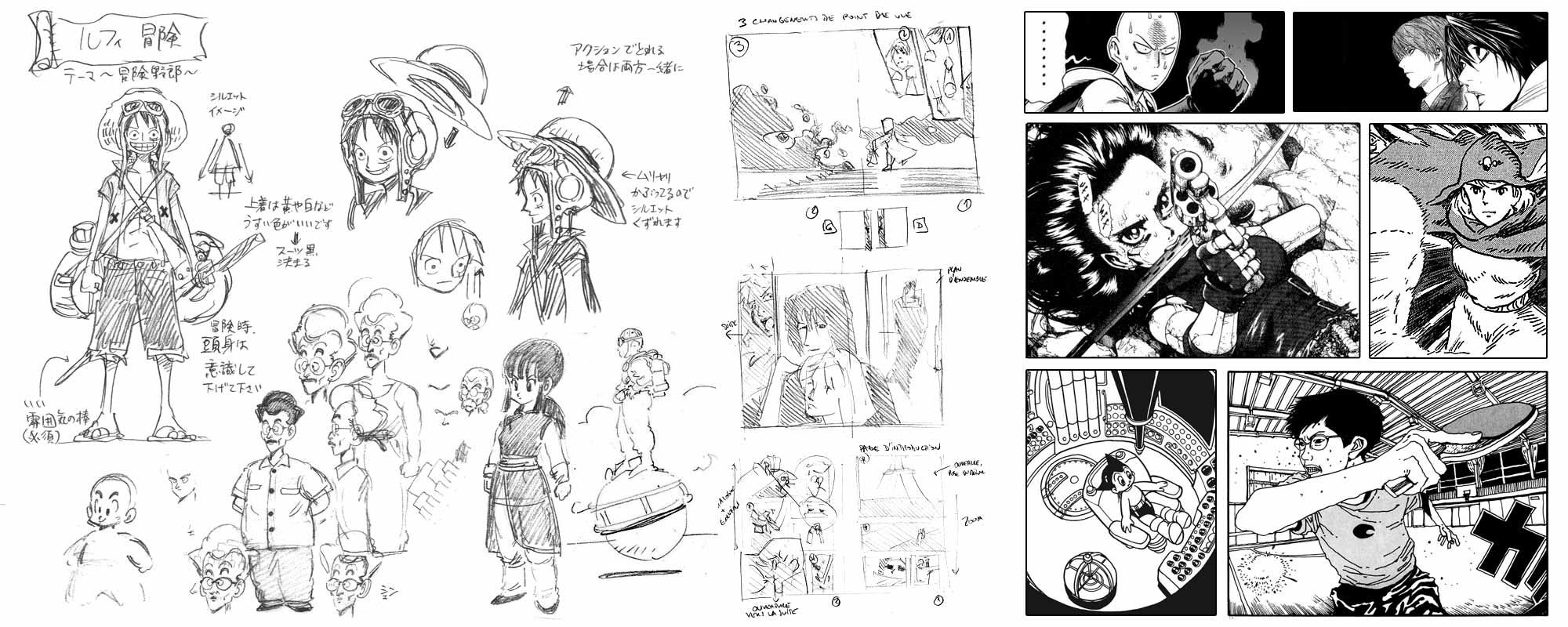 Cours de manga pour adolescents - Paris 13