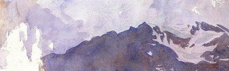 973px-Artist_in_the_Simplon_John_Singer_Sargent - copie