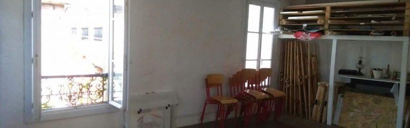 atelier partagé